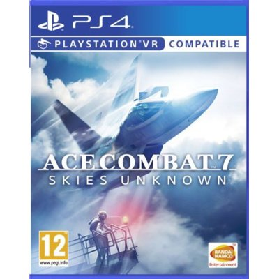 Gra PS4 Ace Combat 7 - Skies Unknown