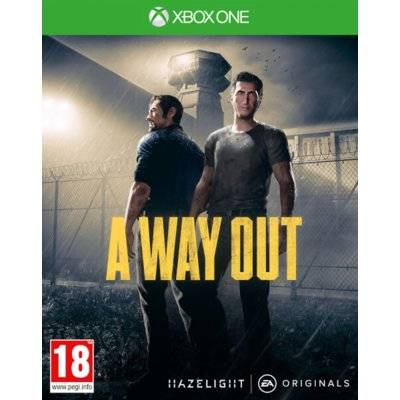 Gra Xbox One A Way Out