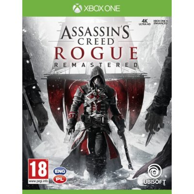 Gra Xbox One Assassin's Creed Rogue Remastered
