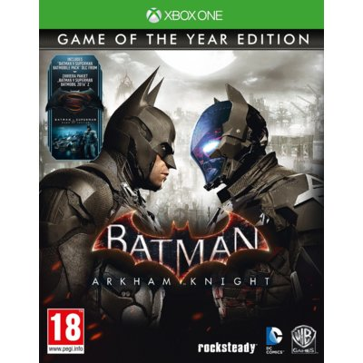 Gra Xbox One Batman: Arkham Knight: Game of the Year Edition