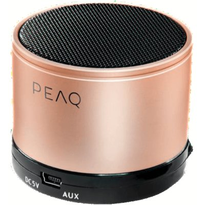 Głośnik Bluetooth PEAQ PPA11BT-RS