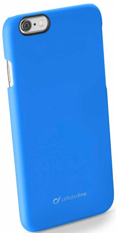 Cellular line Apple iPhone 6/6S Niebieski Etui