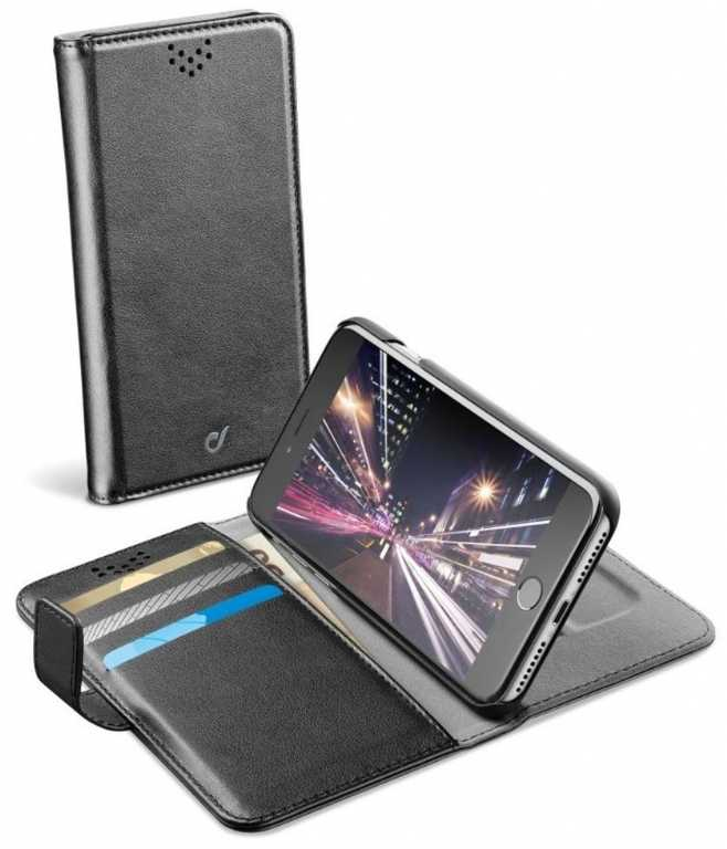 Cellular line CBOOKAGENDAIPH755K do iPhone 7 Plus Etui