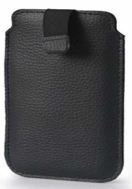 Global technology ECO DO LG G3/ XPERIA Z1/ GALAXY GRAND PRIME CZARNY Etui