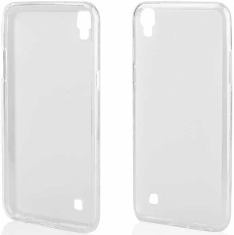 Qult Back Case Clear do LG X Power Etui