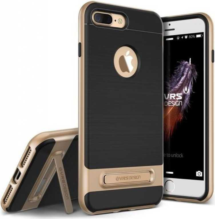 Vrs design High Pro Shield do iPhone 7 Złoty Etui
