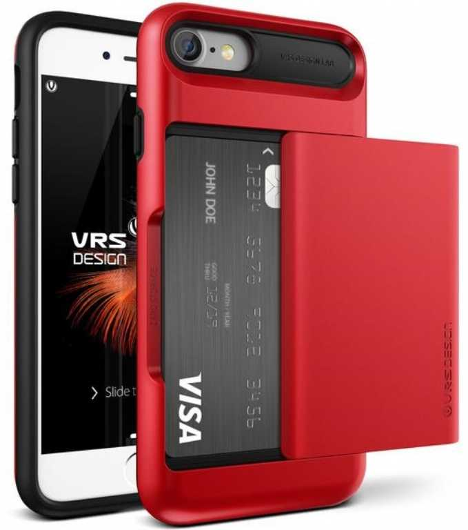 Vrs design Iphone 7 Etui
