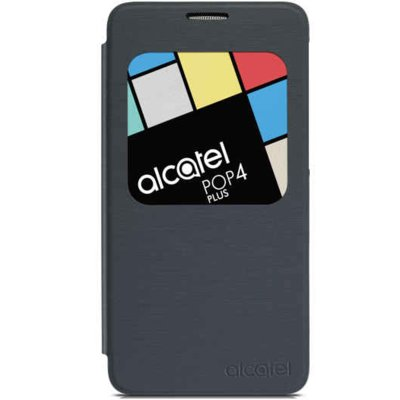Etui ALCATEL Pop 4 Plus Czarny