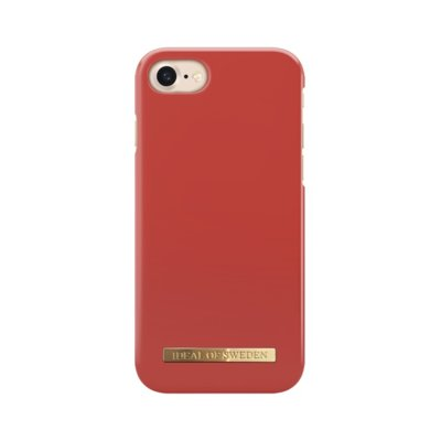Etui IDEAL OF SWEDEN Fashion Case do Apple iPhone 6/6s/7/8 Aurora red