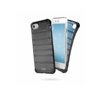 Etui SBS Air Impact do Apple iPhone 7/8 czarny