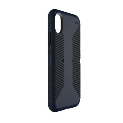 Etui SPECK Presidio Grip do iPhone XR czarno-granatowy
