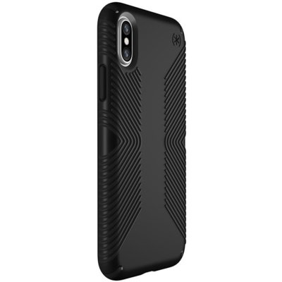 Etui SPECK Presidio Grip do iPhone XS Max Czarny