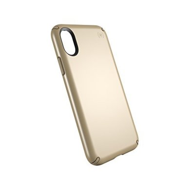 Etui SPECK Presidio Metallic do Apple iPhone X Złoty