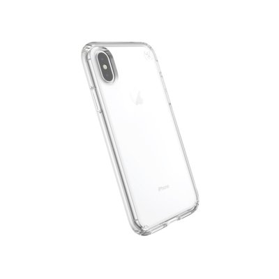 Etui SPECK Presidio Stay Clear do Apple iPhone Xs Max Przezroczysty