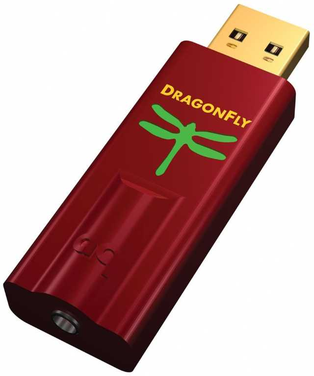 Audioquest Dragonfly Red 1.0 USB DAC