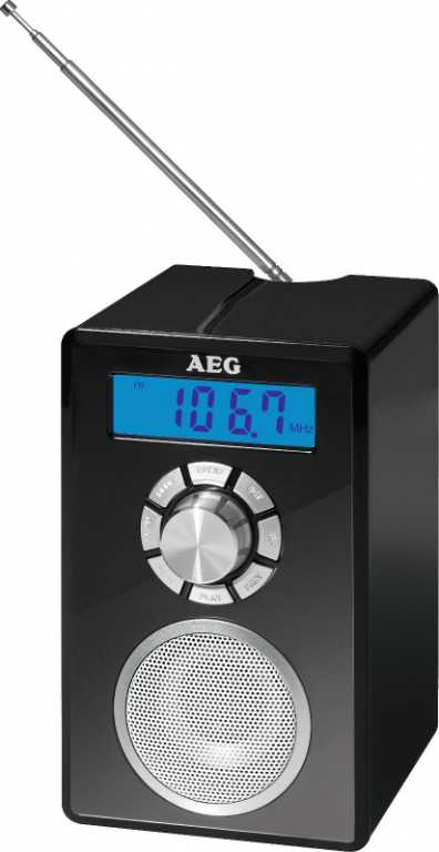 Aeg MR 4139 Radio