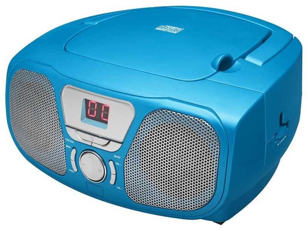 Bigben sound CD46BLSTICK Radioodtwarzacz