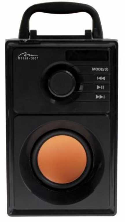 Media-tech MT3145 Power Audio