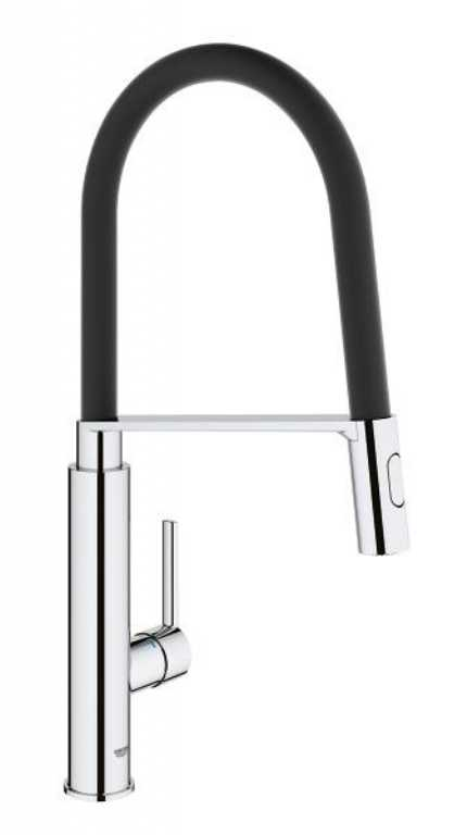 Grohe Feel New 31489000 Chrom Bateria kuchenna