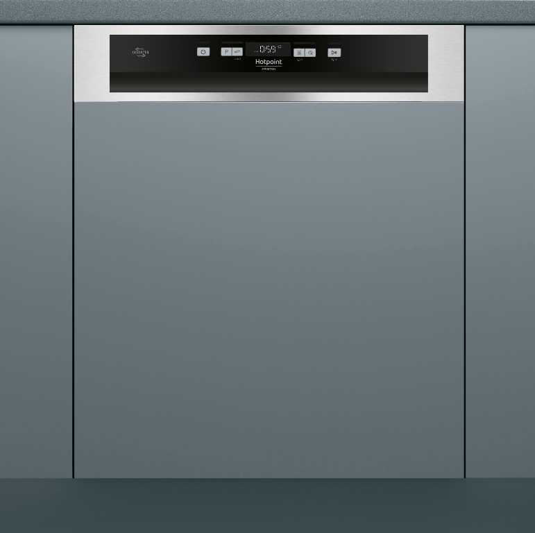 Hotpoint-ariston HBC 3C24 F X Zmywarka