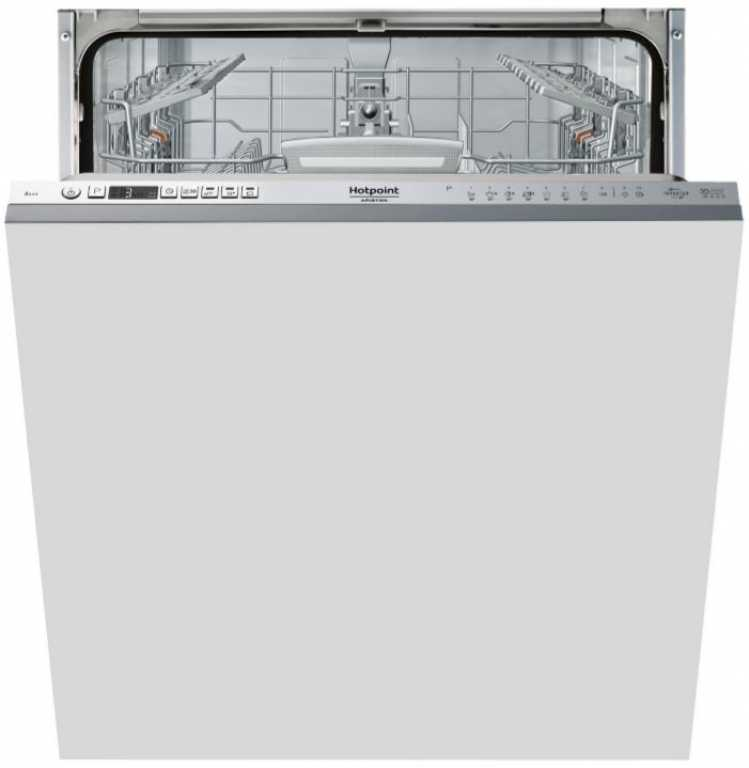 Hotpoint-ariston HIO 3O32 WG Zmywarka