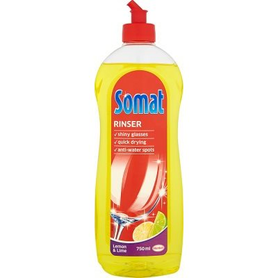 Nabłyszczacz SOMAT 3xAction Lemon 750ml