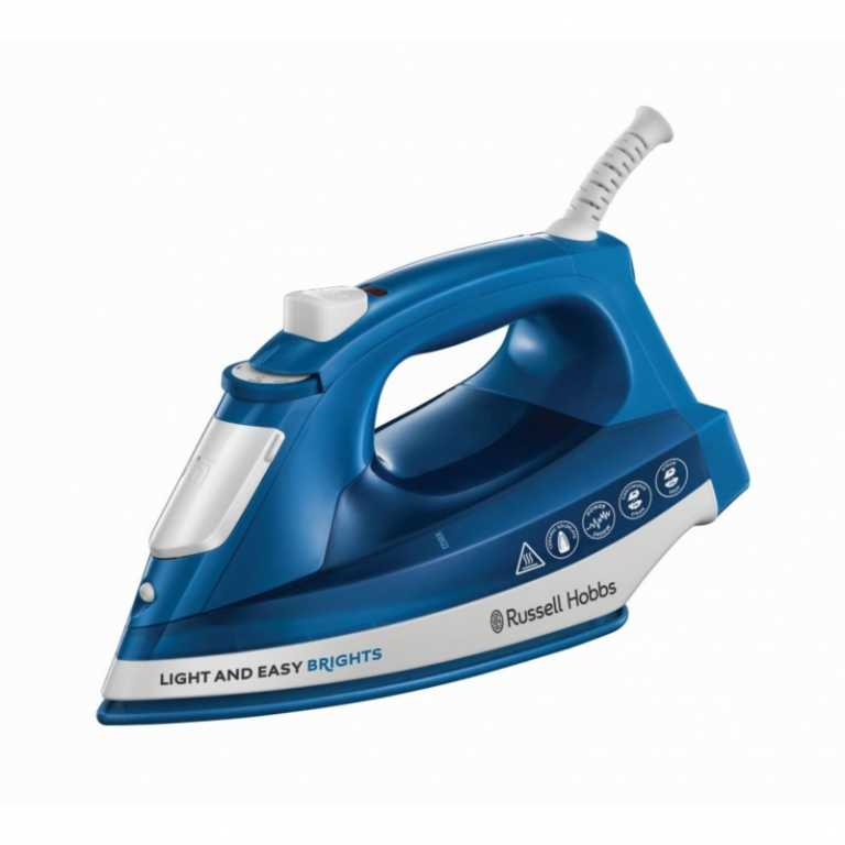 Russell hobbs Light & Easy Brights Saphire 24830-56 Żelazko