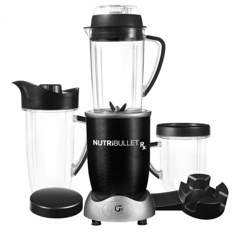 Nutribullet Black Panther 1700/9 RX Blender kielichowy