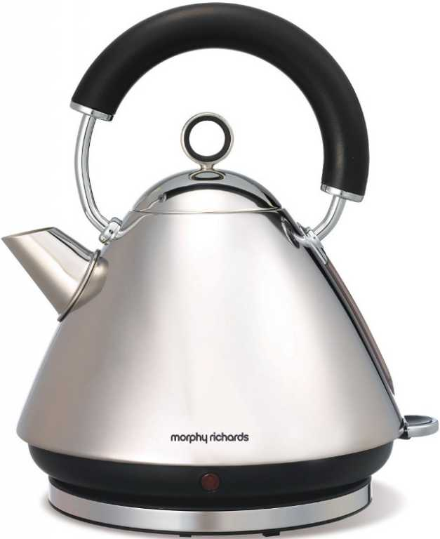 Morphy richards NEW ACCENTS BRUSHED Czajnik