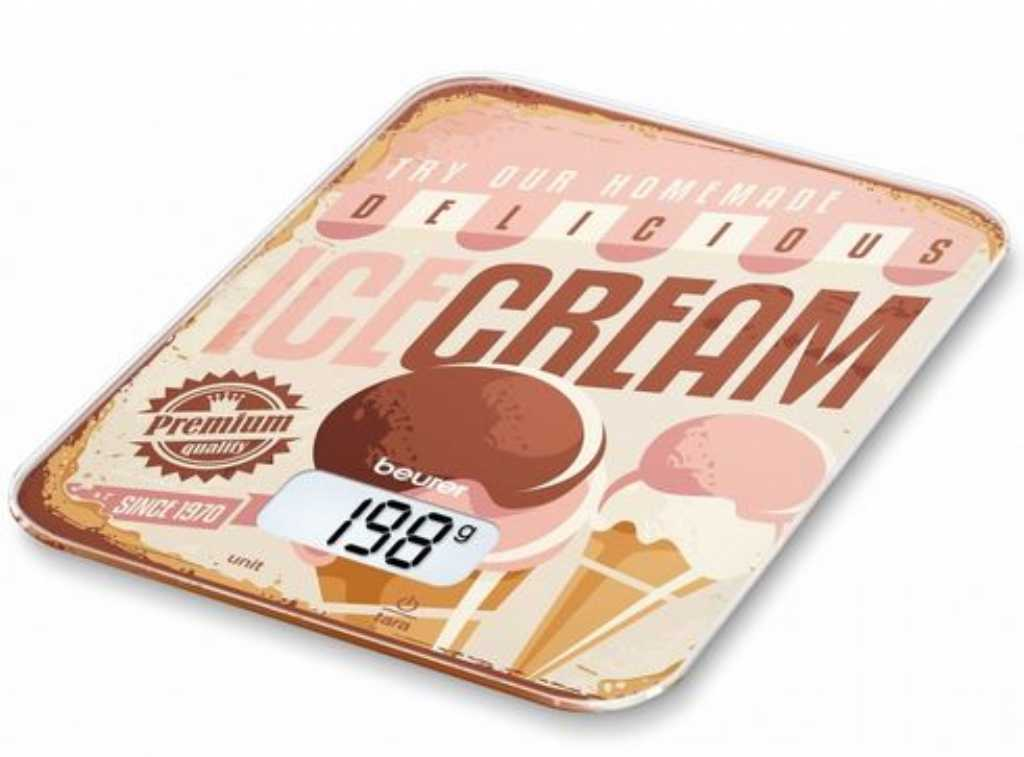Beurer KS 19 Ice Cream Waga