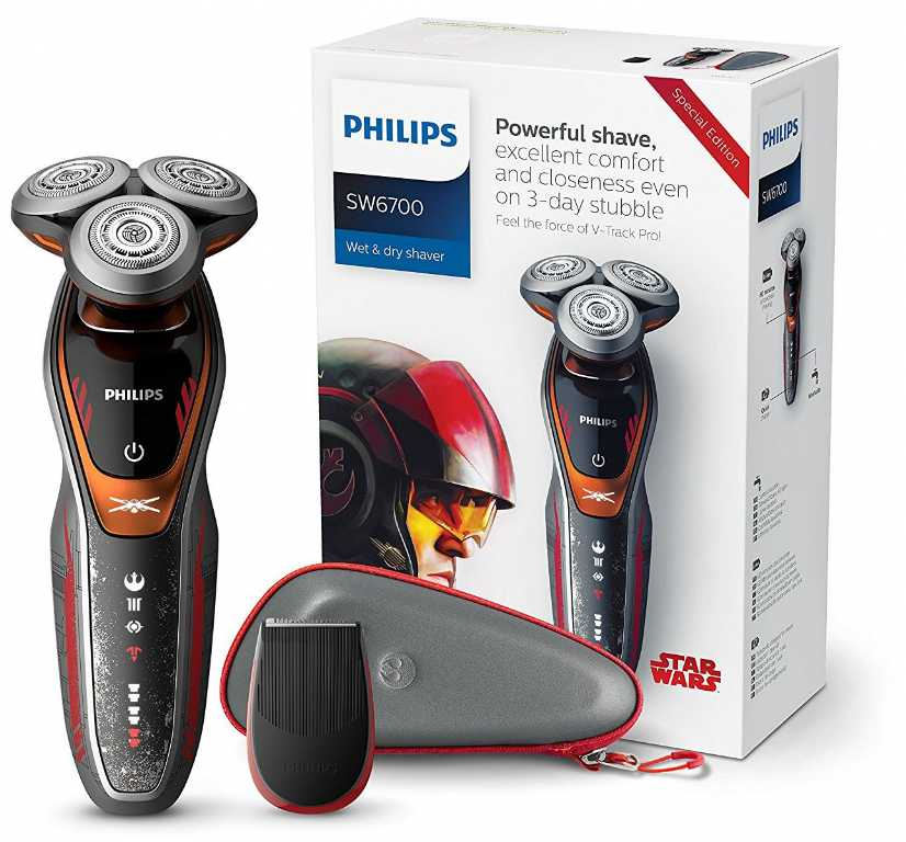 Philips SW6700/14 Star Wars shaver Golarka