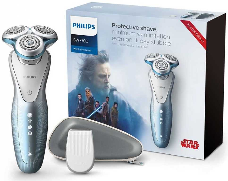 Philips SW7700/67 Star Wars shaver Golarka