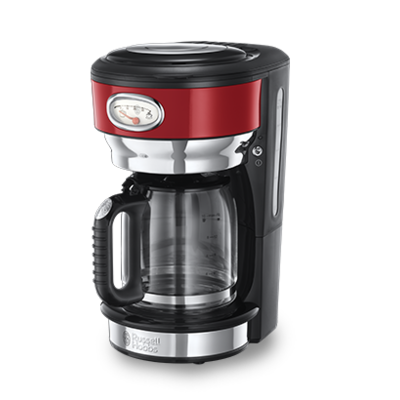 Ekspres RUSSELL HOBBS 21700-56 RETRO RIBBON RED