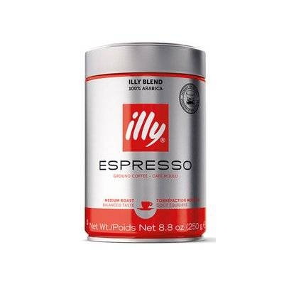 Kawa ILLY Espresso Medium Roast 250 g