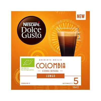 Kawa NESCAFE Dolce Gusto Caffe Lungo Colombia 12 szt.