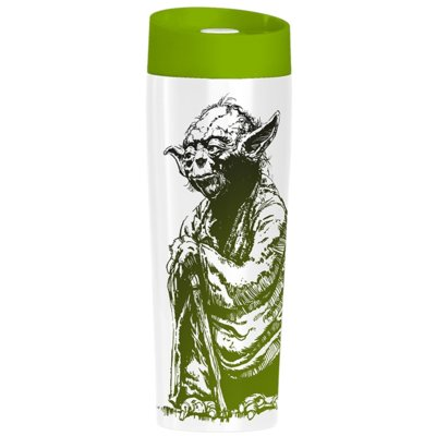 Kubek termiczny DISNEY 83713 STAR WARS 400 ML YODA