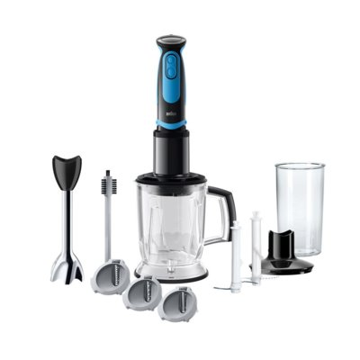 Blender BRAUN MQ 5064 BK/BL Shape MultiQuick 5 Vario Fit