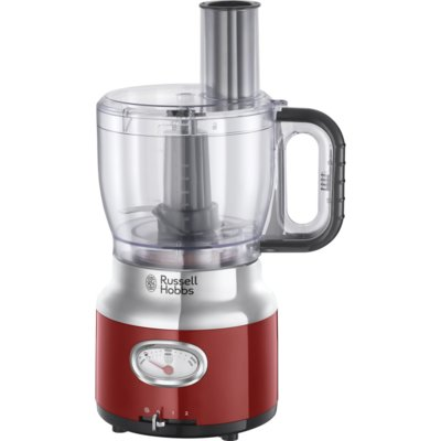 Robot RUSSELL HOBBS 25180-56 Retro Red