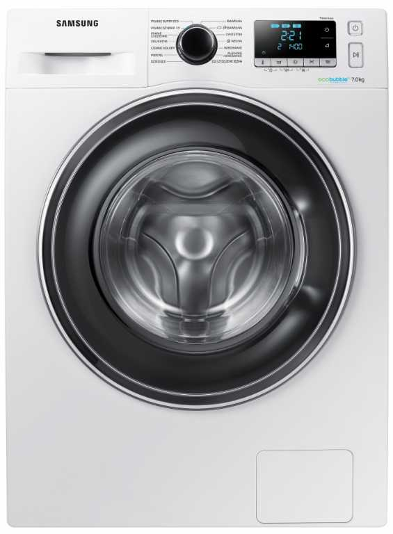 Samsung WW70J5346EW/EO Eco Bubble Pralka