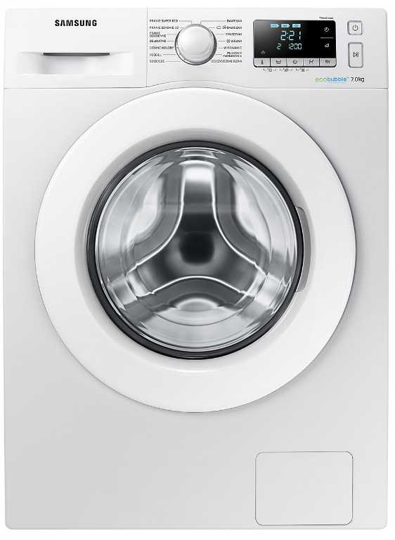 Samsung WW70J5346MW/EO Eco Bubble Pralka