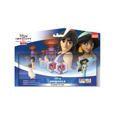 Disney Infinity 2.0: Originals - Aladdin Toy Box