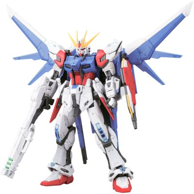 Figurka BANDAI RG 1/144 Build Strike Gundam Full Package