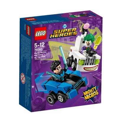 LEGO DC Super Heroes. 76093 Nightwing vs. The Joker