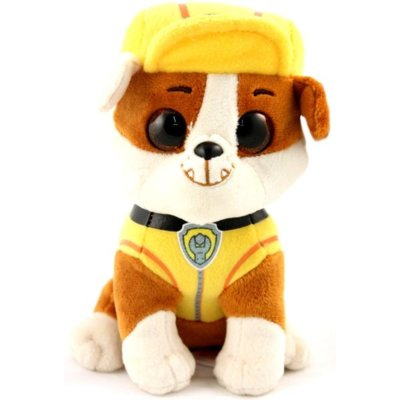 Maskotka TY INC Beanie - Psi patrol Rubble 15 cm 41209