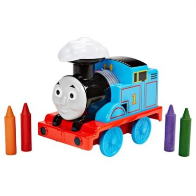 Zabawka FISHER-PRICE My First Thomas (Kredki do kąpieli, DGL05)