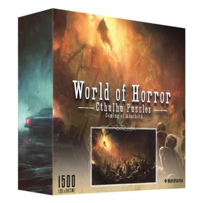 Puzzle CDP.PL World of Horror: Cthulhu - Coming of Azathoth