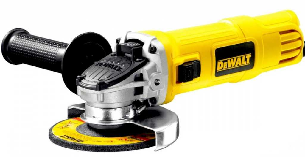 Blackdecker DWE4157-QS Szlifierka