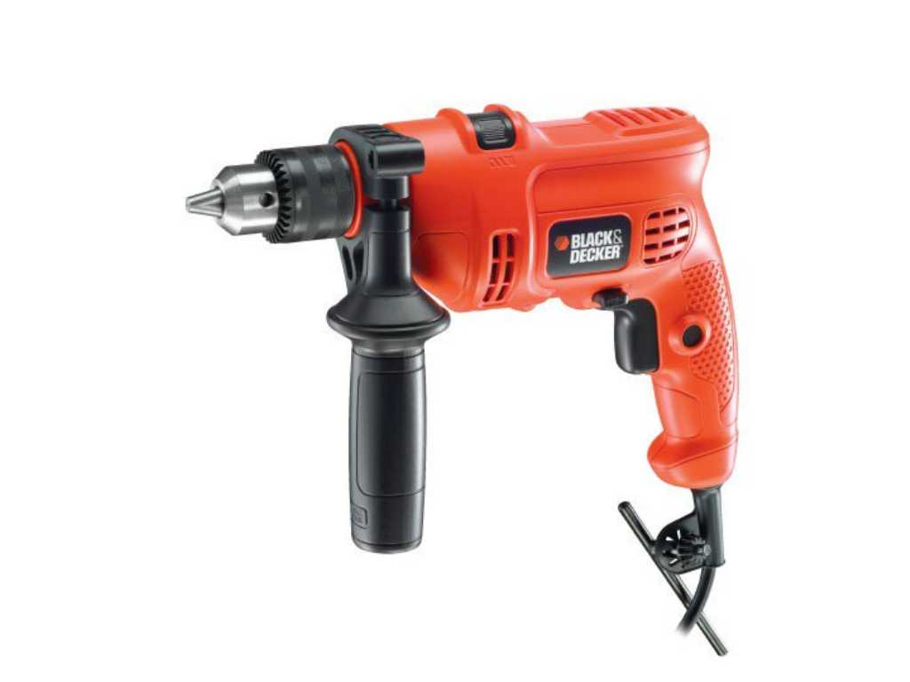 Blackdecker KR504RE-XK Wiertarka