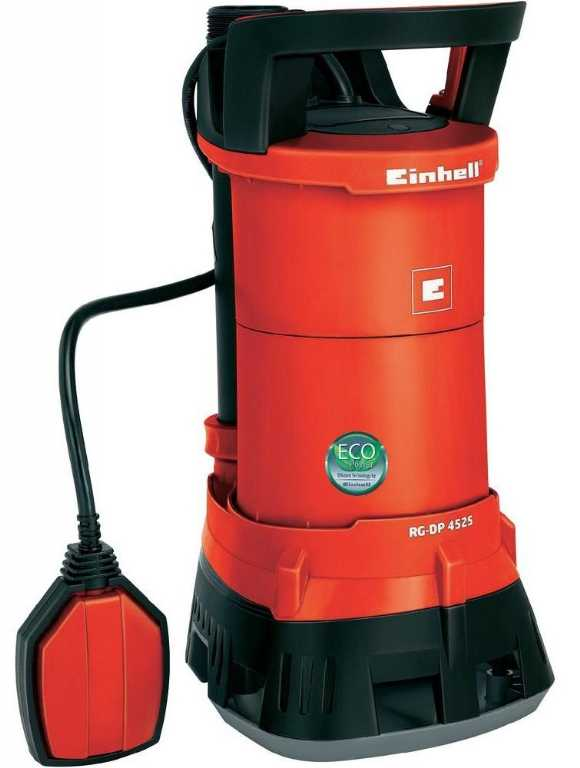 Einhell GE-DP 3925 ECO Pompa