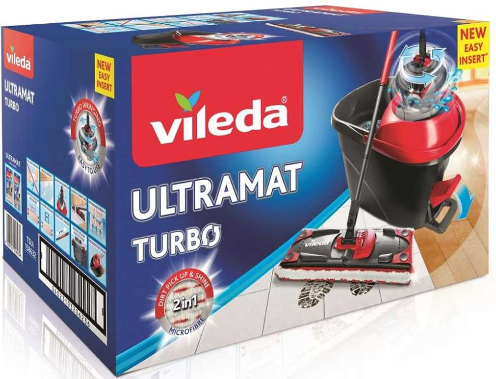 Vileda Easy Wring Ultramat Turbo